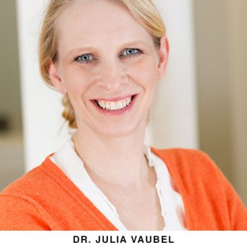 Dr. Julia Vaubel