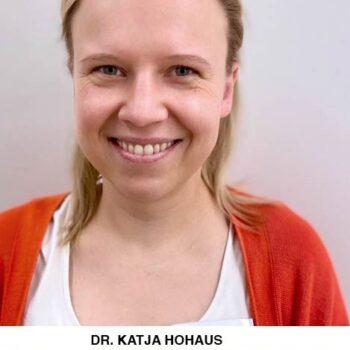 Dr. Katja Hohaus